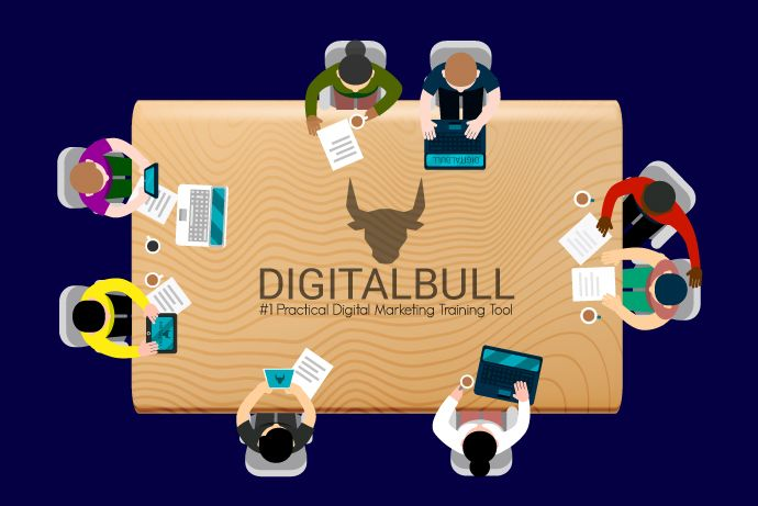 digitalbull university practical digital marketing training tool